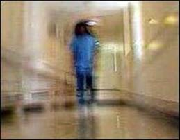 Mental Health Patient on Ward