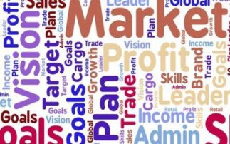 Marketing Adverts Wordcloud
